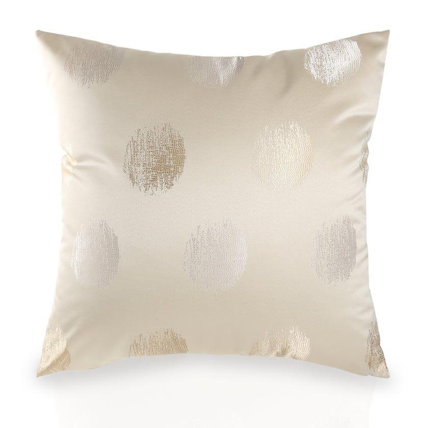 Large Kolla Cushion (Natural, Polyester, 60 x 60 cms)