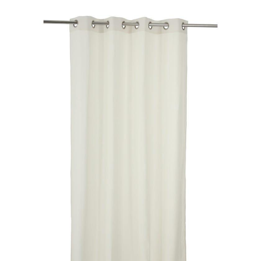 Stockholm Curtain, 300 X 135 cms, Cream