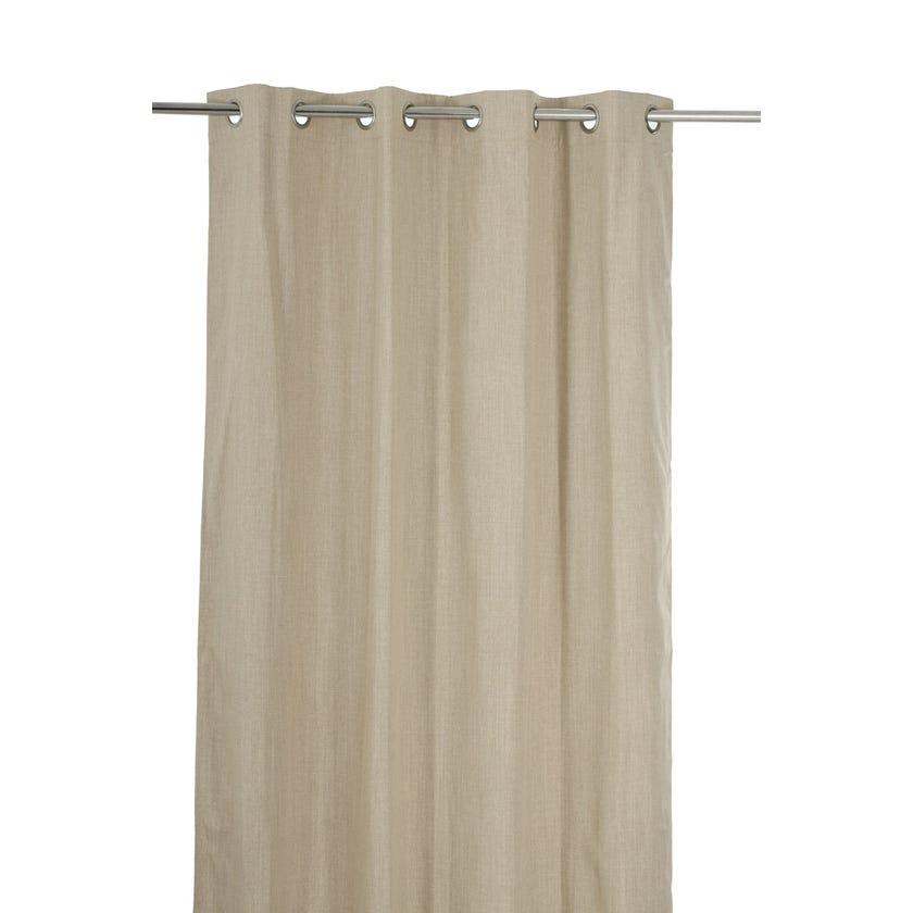 Solar Curtain, 300 X 140 cms, Ecru