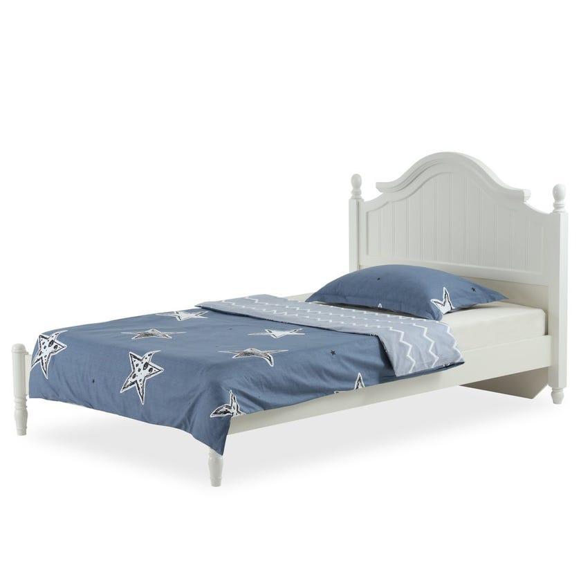Blue Stars Kids Duvet Cover Set, Blue & White – 200x135 cms