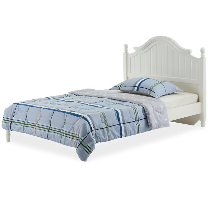 William Kids Comforter Set, Blue & Grey – 200x150 cms