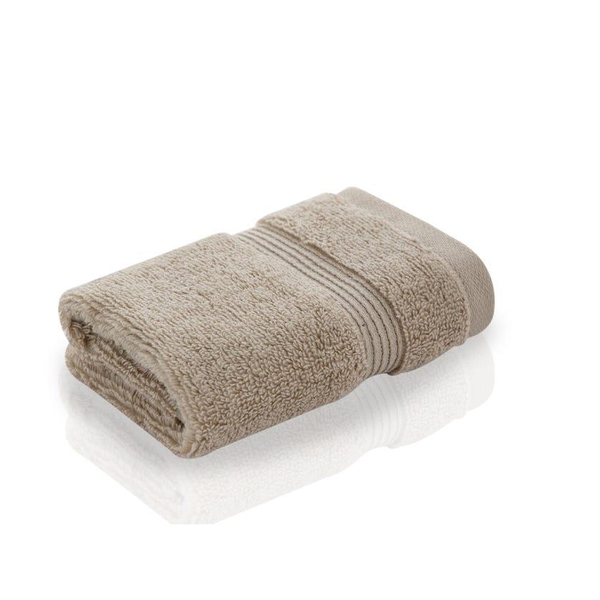 Easy Care Face Towel, Sandal - 30 x 30 cms