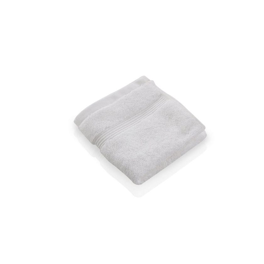Easy Care Face Towel, White - 30 x 30 cms