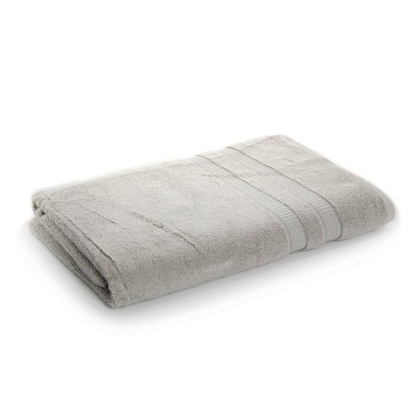 Bamboo Zero Twist Bath Sheet, Earl Grey – 160x80 cms
