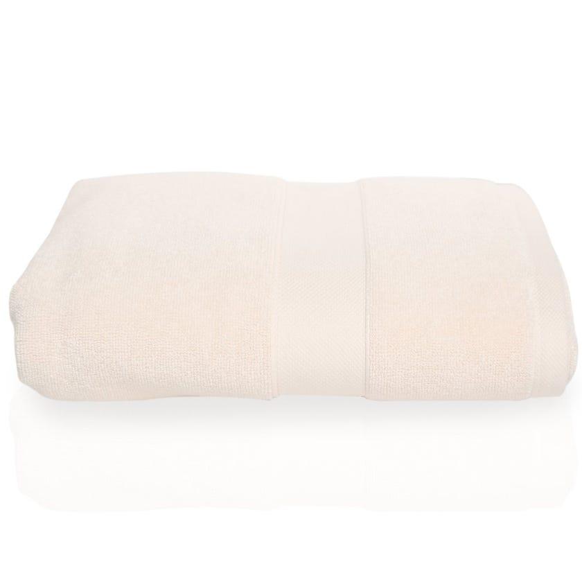 Supima Cotton Bath Sheet, White, 70 x 140 cms