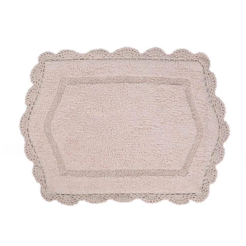 Hena Bath Mat, Pink - 50x70 cms