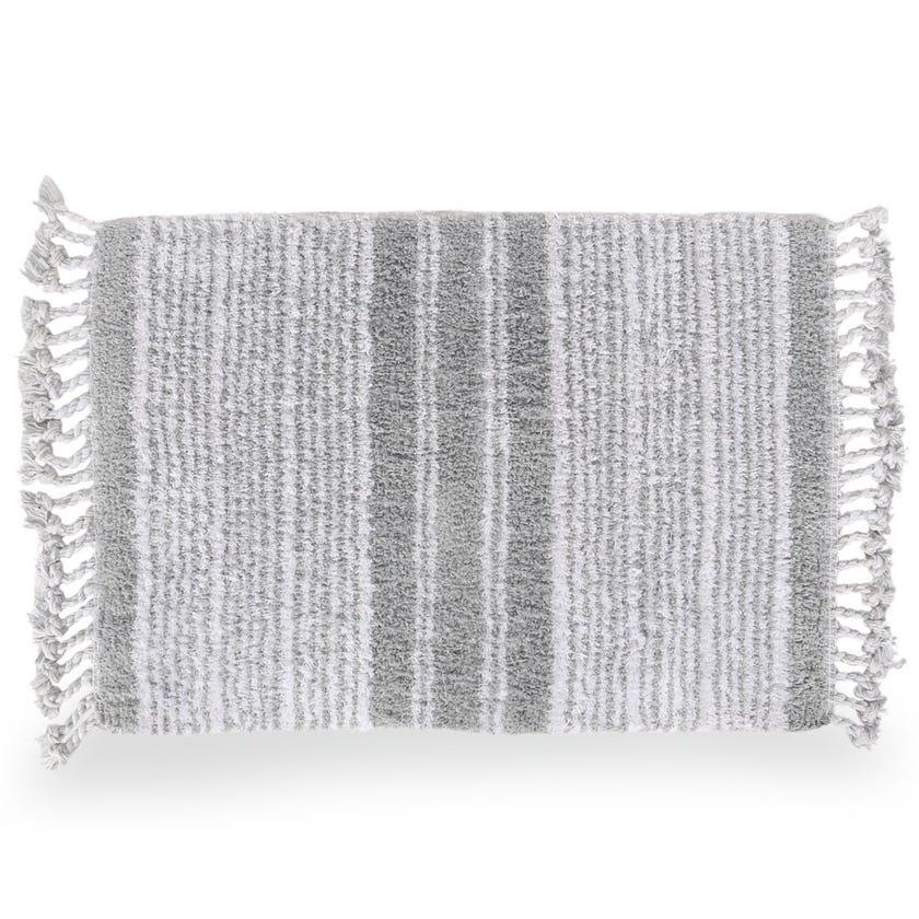 Relax Bath Mat, Grey – 50x70 cms