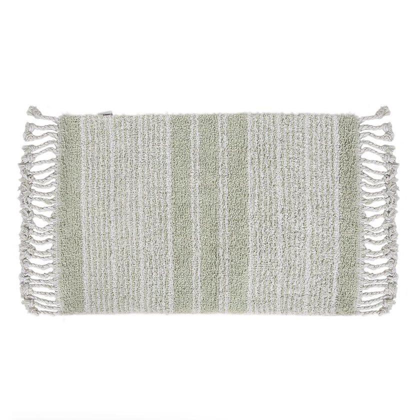 Relax Bath Mat, Green - 50x70 cms