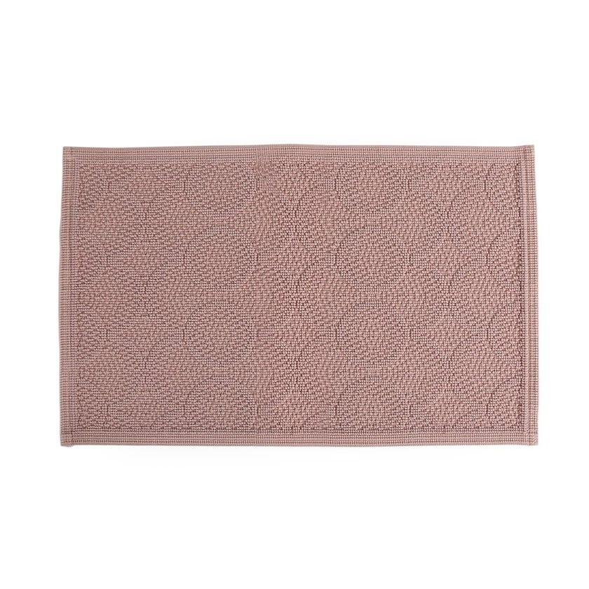 Zara Bath Mat, Pink – 50x80 cms