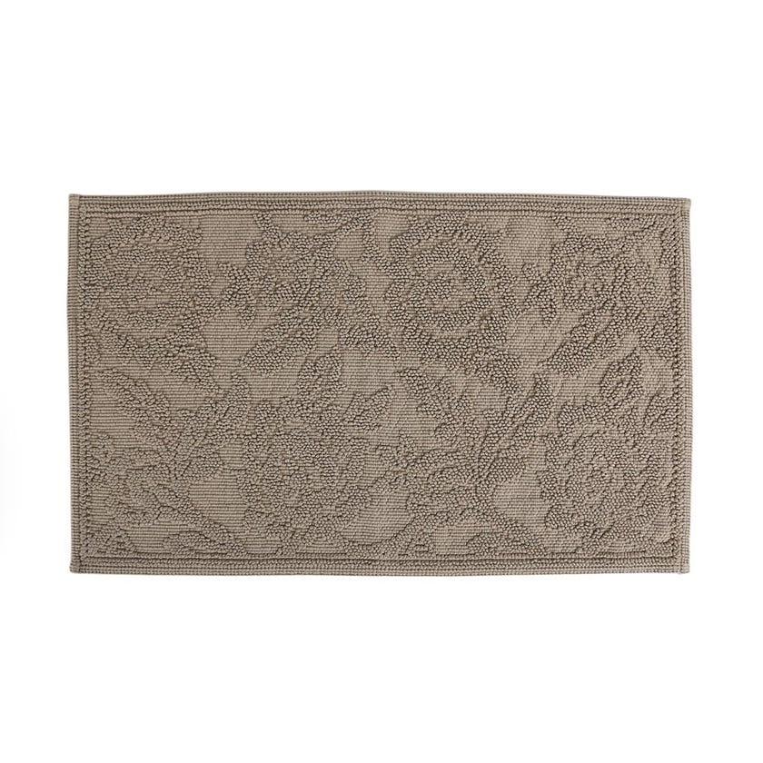 Zara Bath Mat, Beige – 50x80 cms