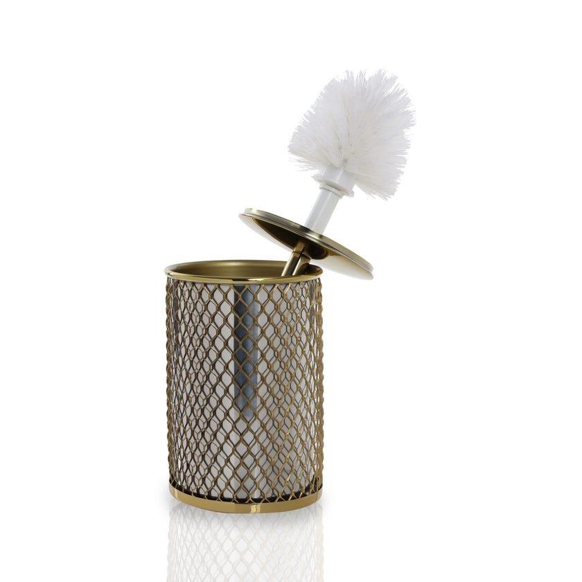 Wire Steel Toilet Brush Holder