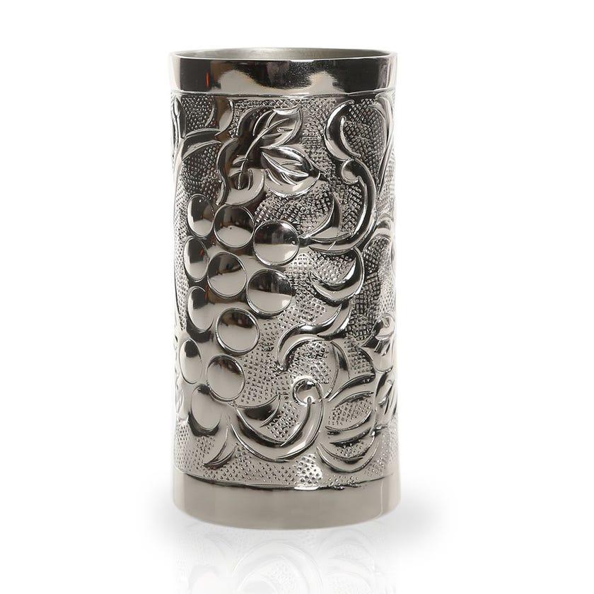 Nargis Tumbler, Silver