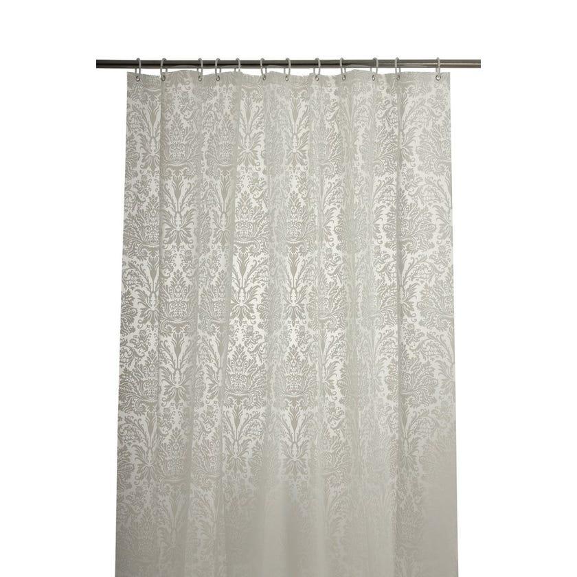 Damsk Peva Shower Curtain (180 x 200 cms, White)