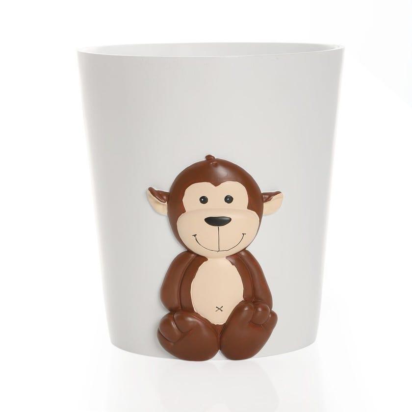Monkey Kids Waste Bin
