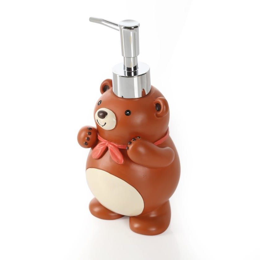 Bear Kids Lotion Dispenser