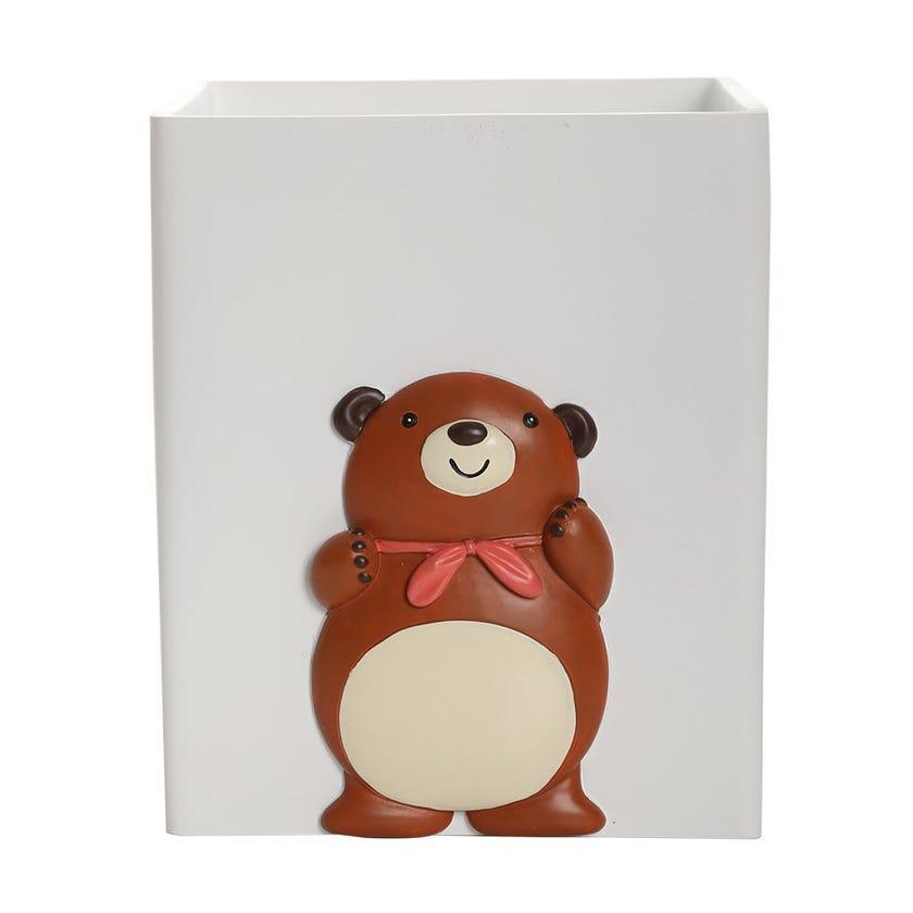 Bear Kids Waste Bin