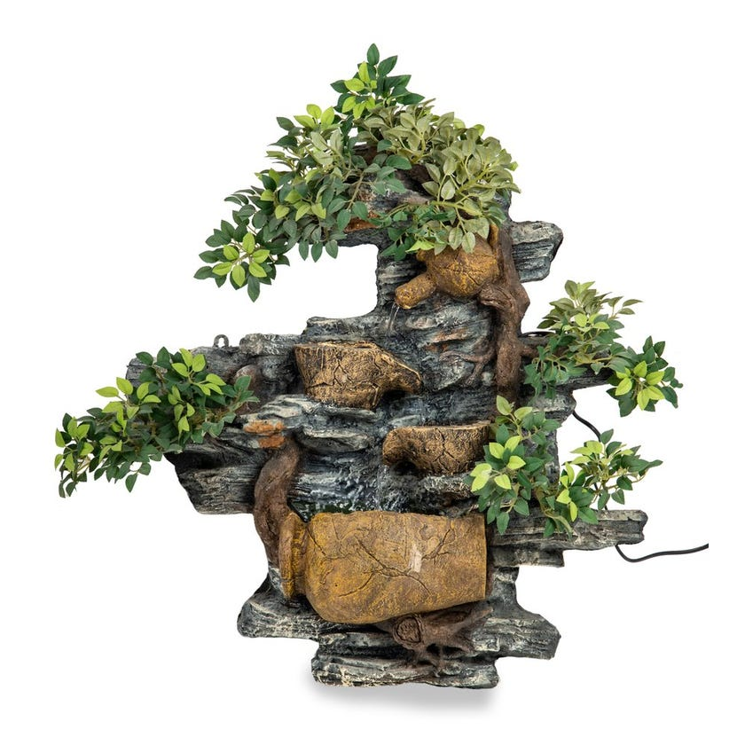 Outdoor Wall Fountain – 75x76 cms