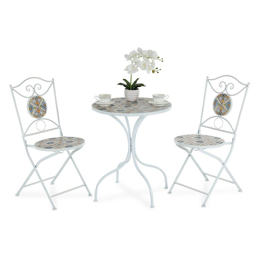Antoni Bistro Table Set With 2 Chairs