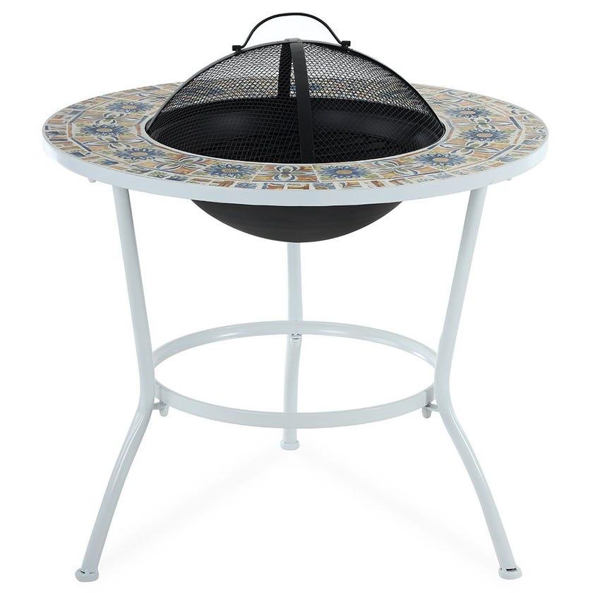 Antoni Mosaic BBQ Table