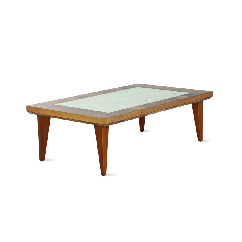 Oslo Wooden Coffee Table