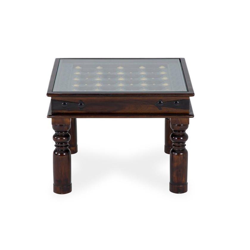 Saki Wooden End Table