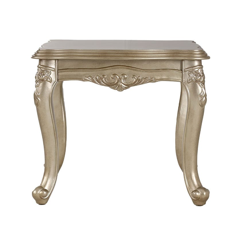 New Tunis Wooden End Table