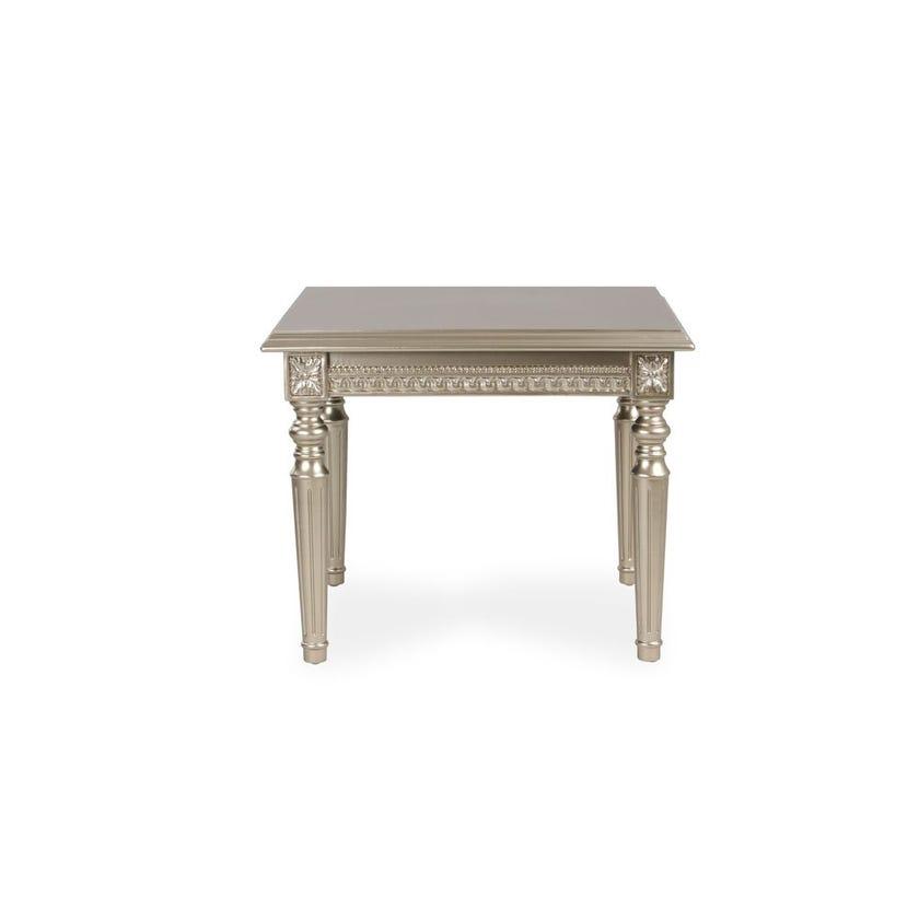 Safiya Wooden End Table