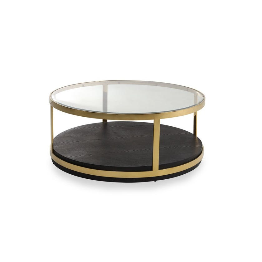 Florence Glass Coffee Table