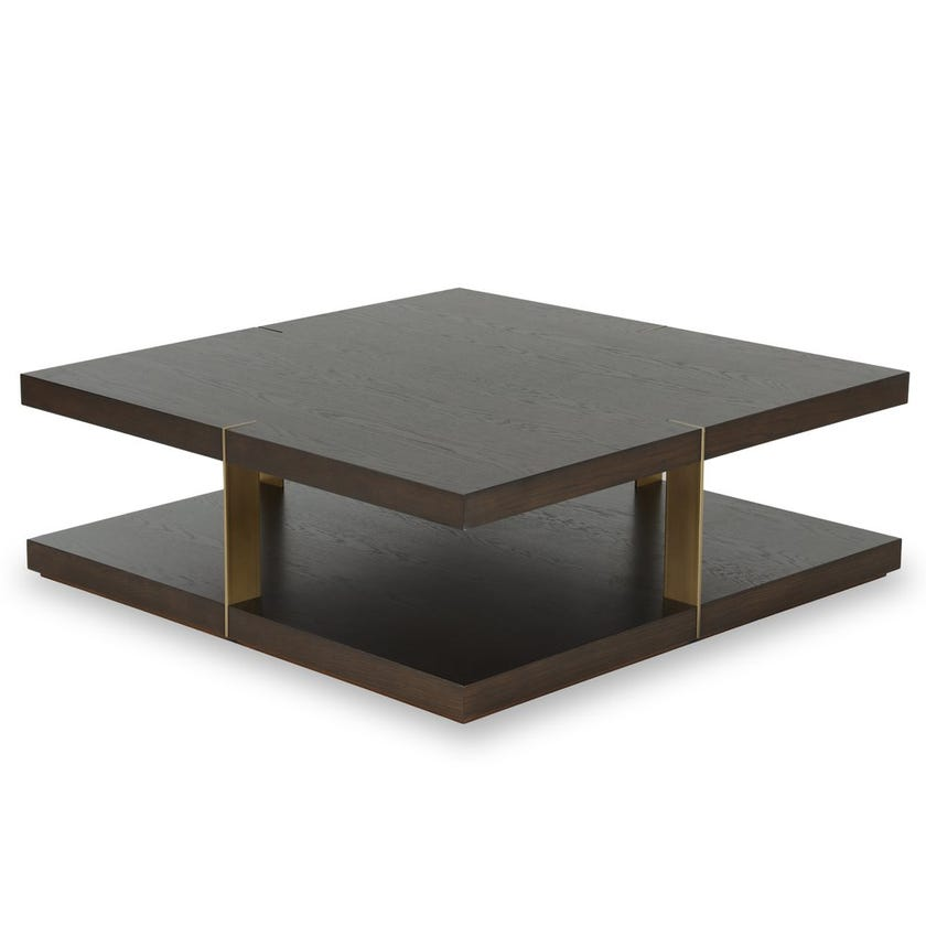 Verrazzano Veneer Coffee Table - Wenge