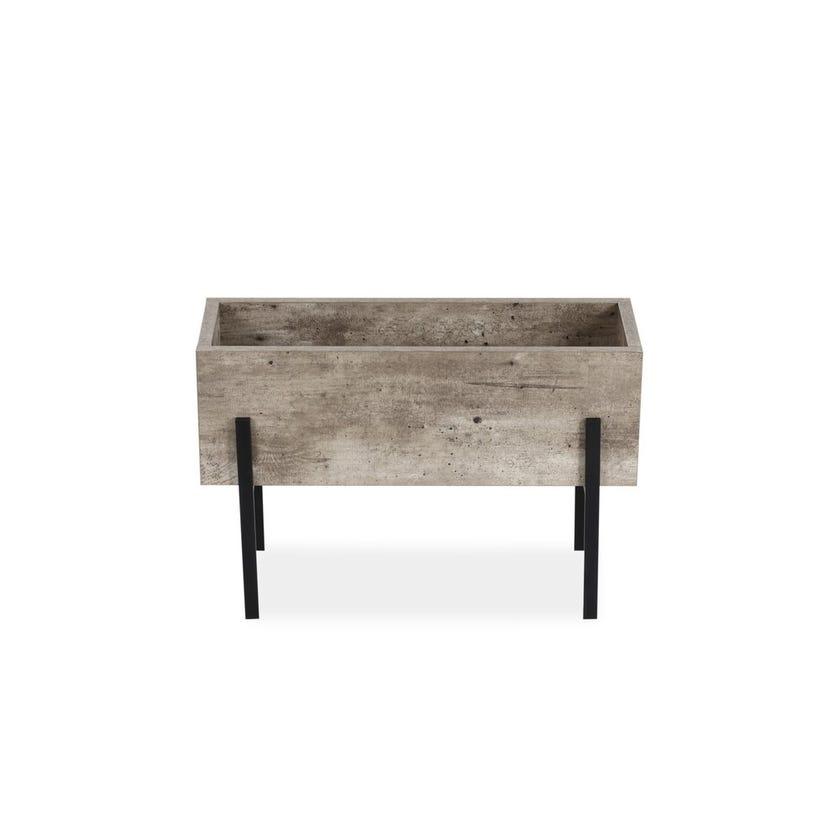 Lublin Storage Box - Large - Grey