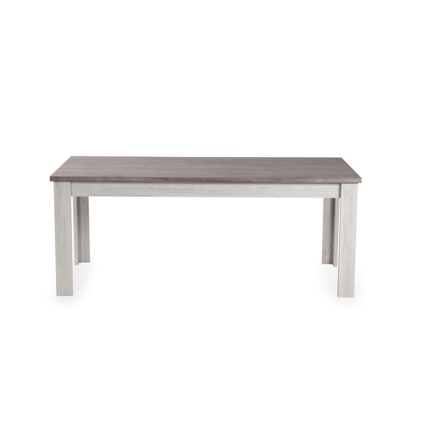 Emily Engineered Wood 6-seater Dining Table