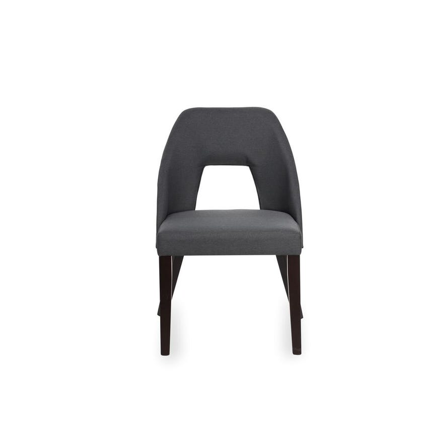 Edward Fabric Upholstered Wooden Dining Chair