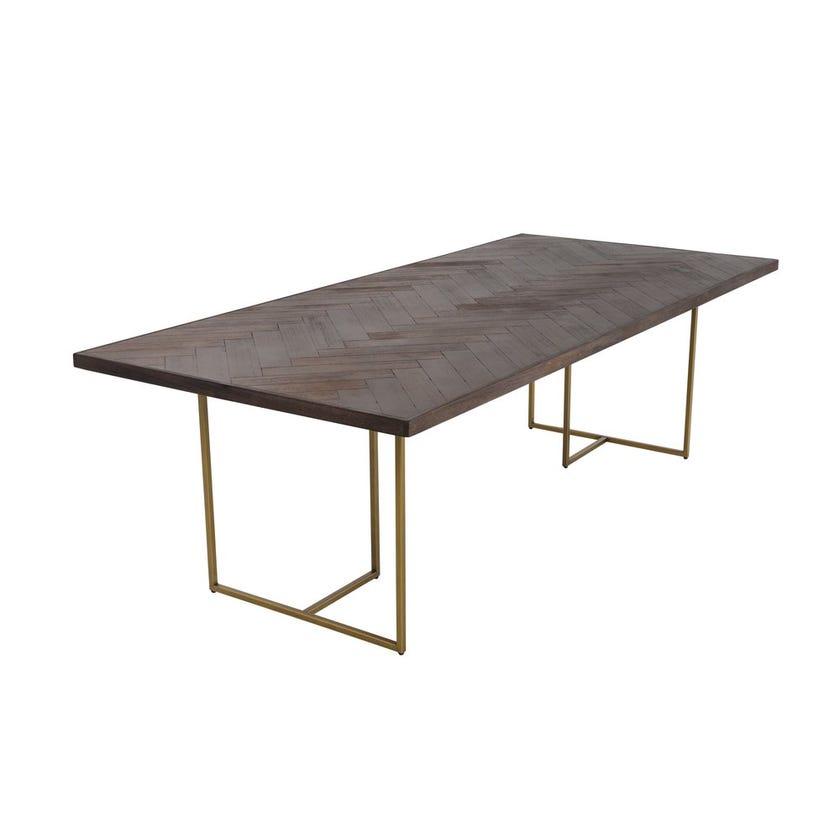 Bruno Veneer 8-seater Dining Table