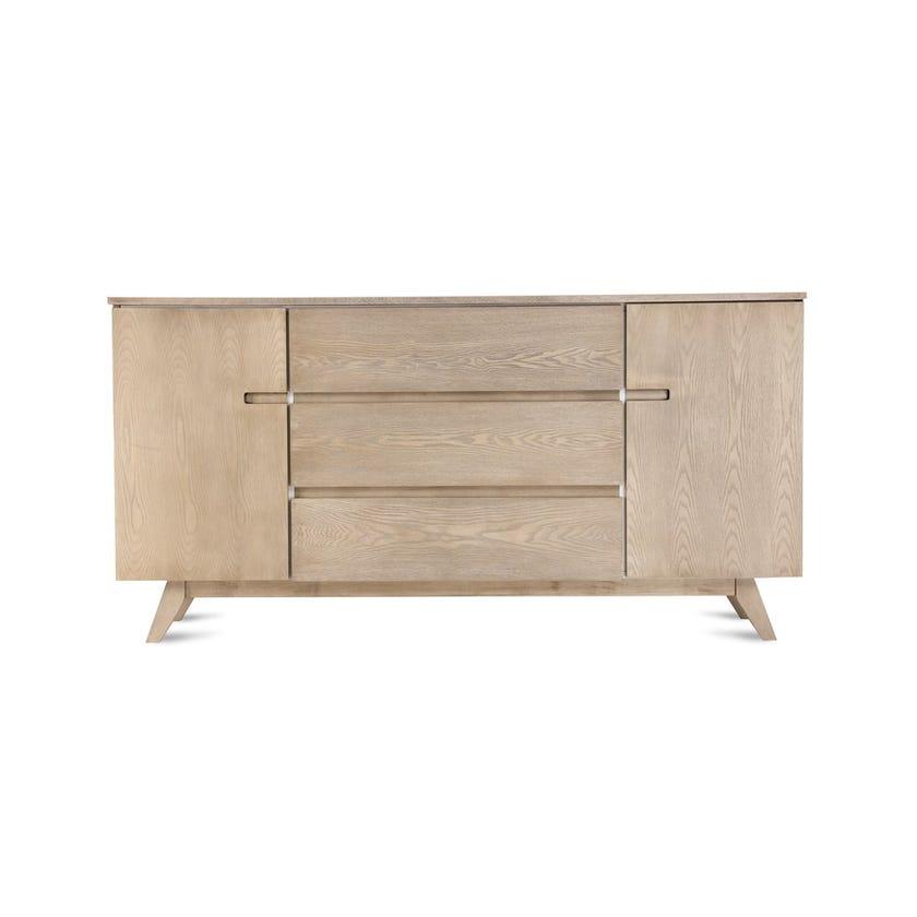 Madison Veneer 3-drawer 2-door Sideboard