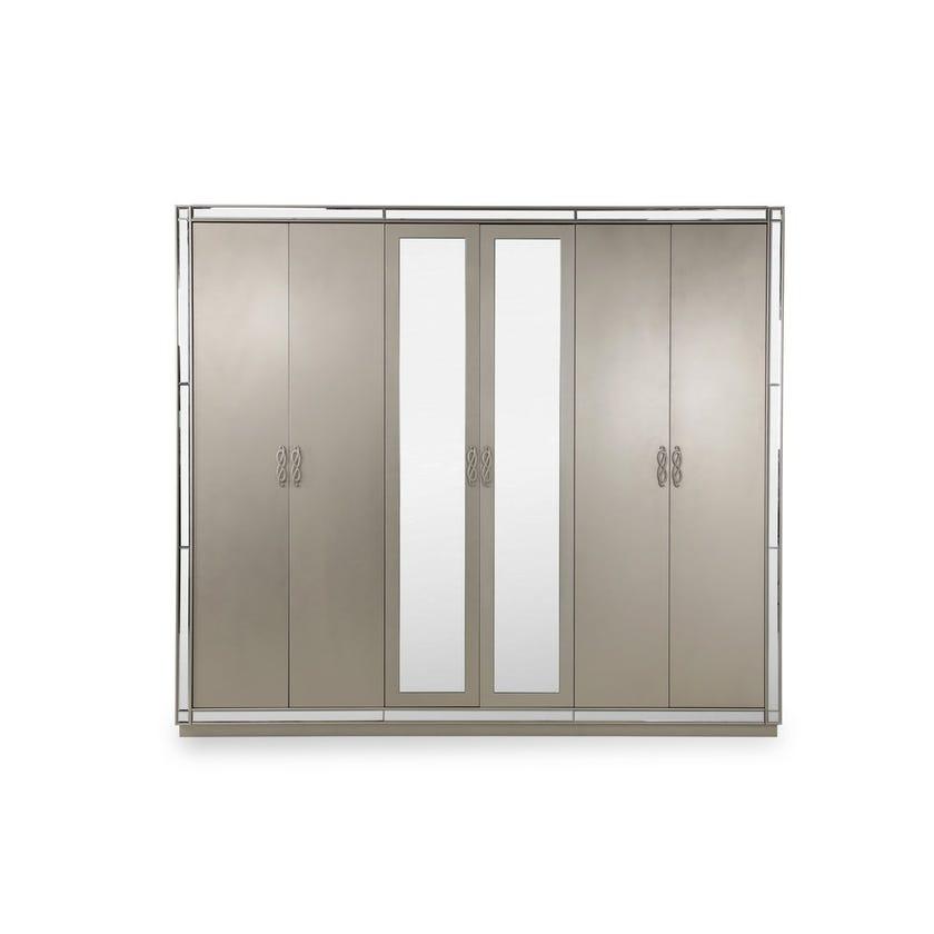Houston 6-Door Wardrobe