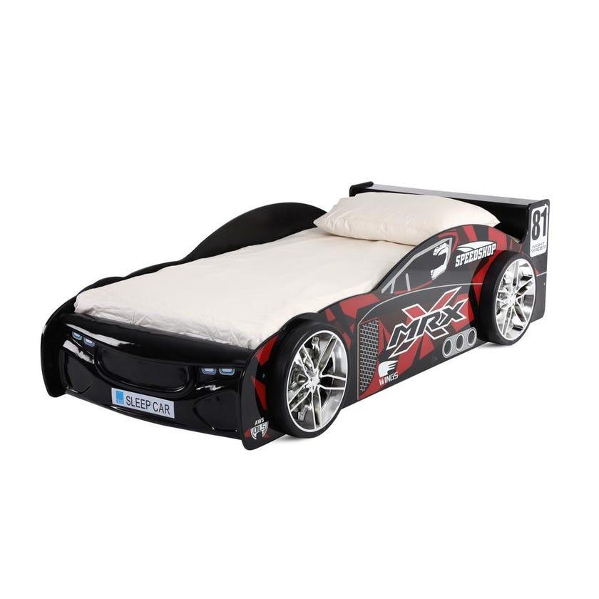 MRX Speed Car Kids Bed - 90x200