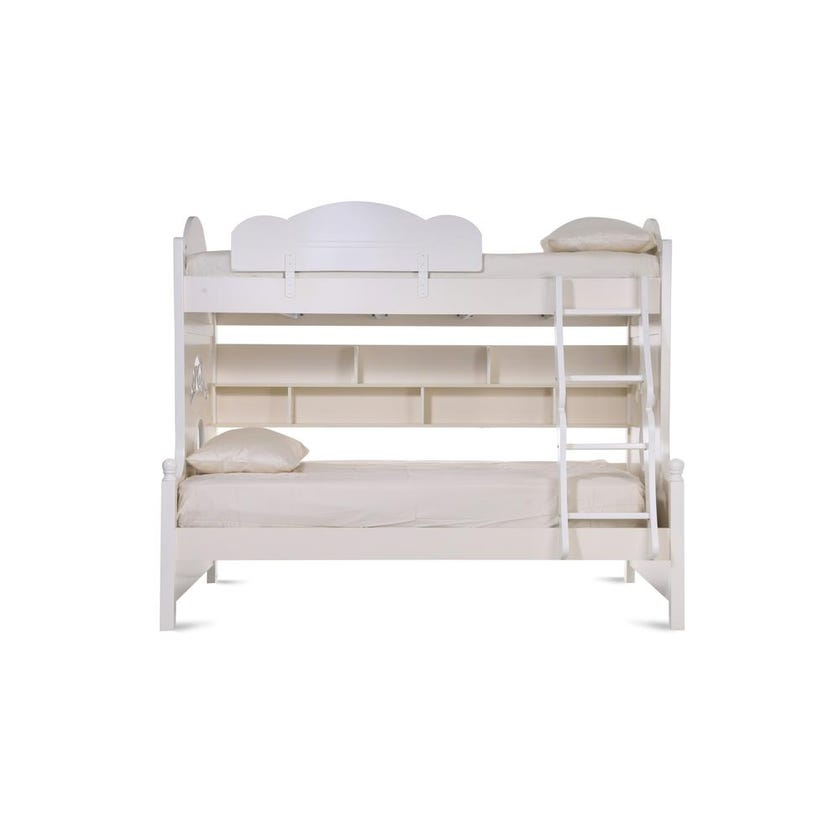 Colin Wooden Bunk Bed