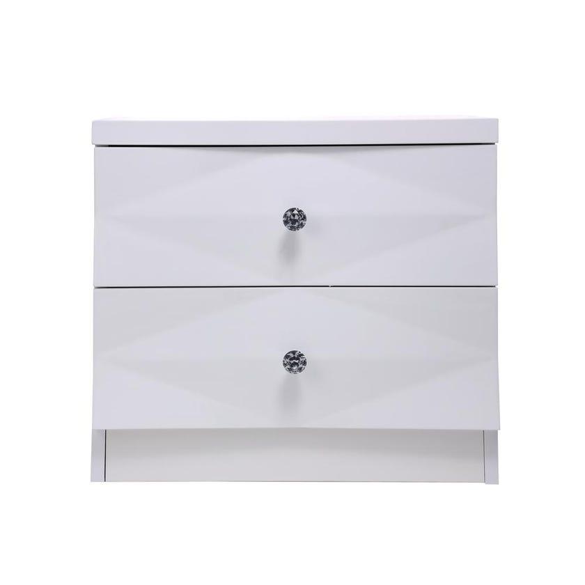 Delmonte 2-drawer Nightstand