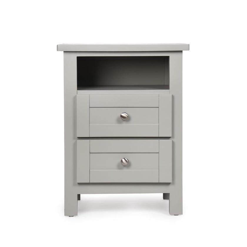 Brandon 2-drawer Nightstand with Shelf