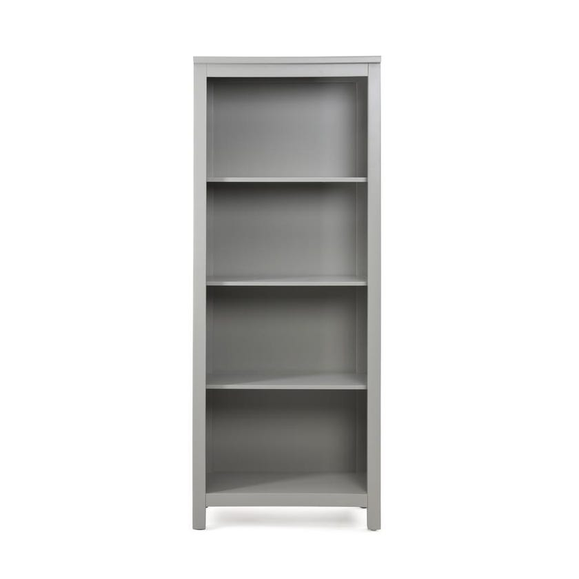 Brandon Wooden Bookcase with 4 Shelves