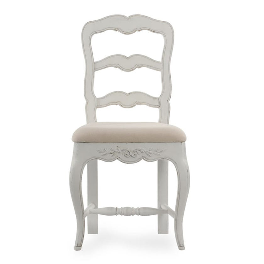 Romance Fabric Upholstered Chair