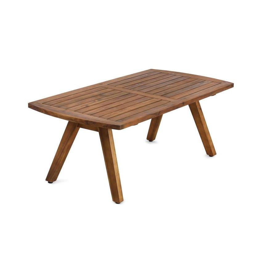 Pensacola Wooden Coffee Table
