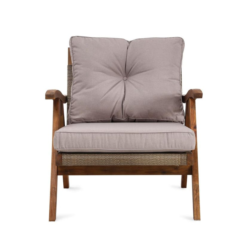 Pensacola Fabric Upholstered Armchair