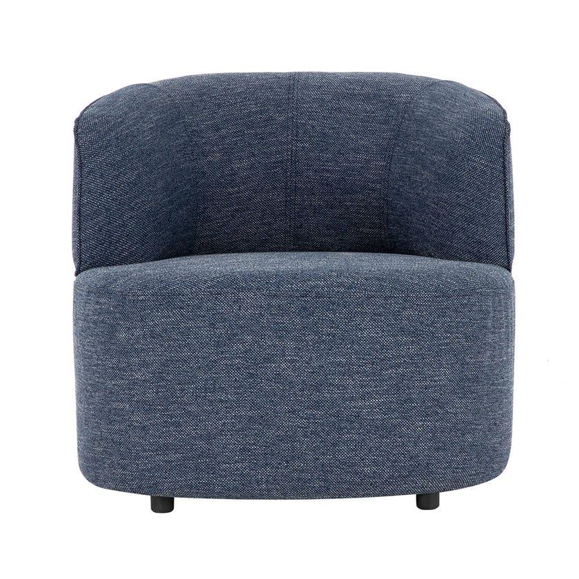 Denn Armchair, Blue