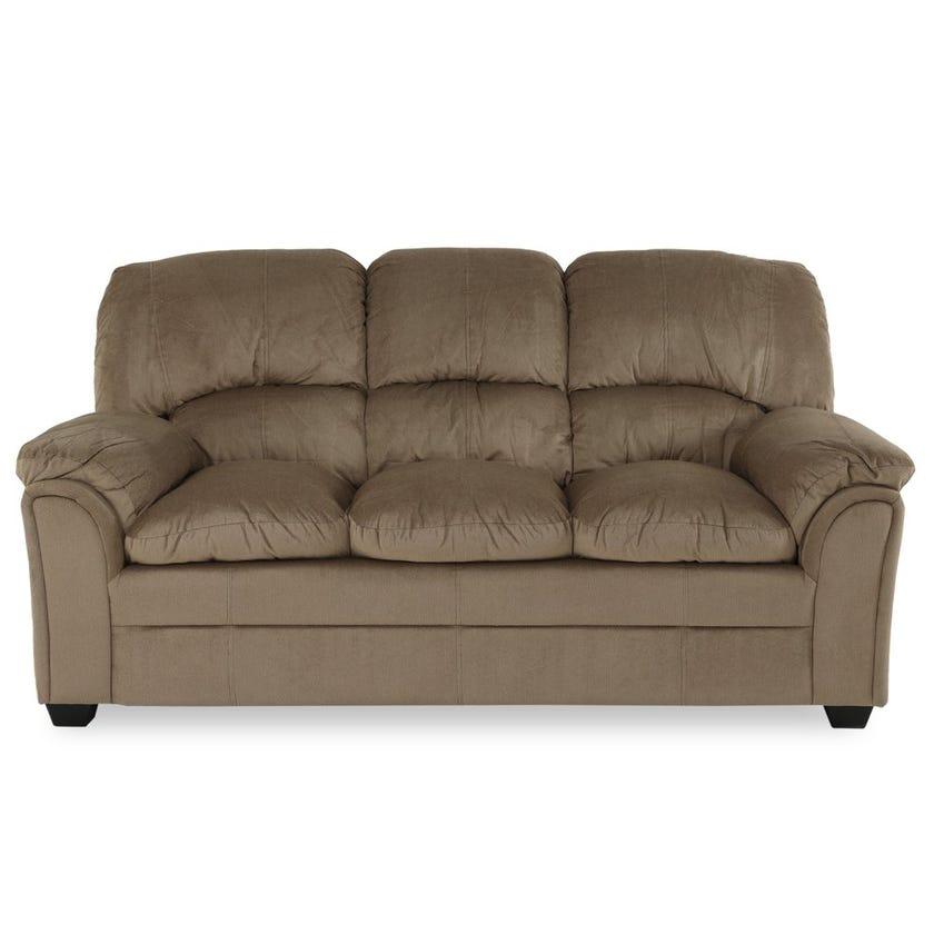 Ashdon Five-Seater Sofa Set (Fabric, Beige)