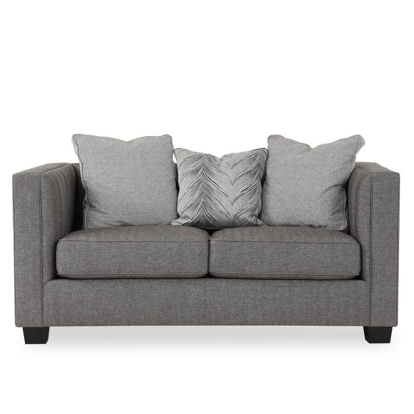 Stanley 2-Seater Sofa, Dark Grey