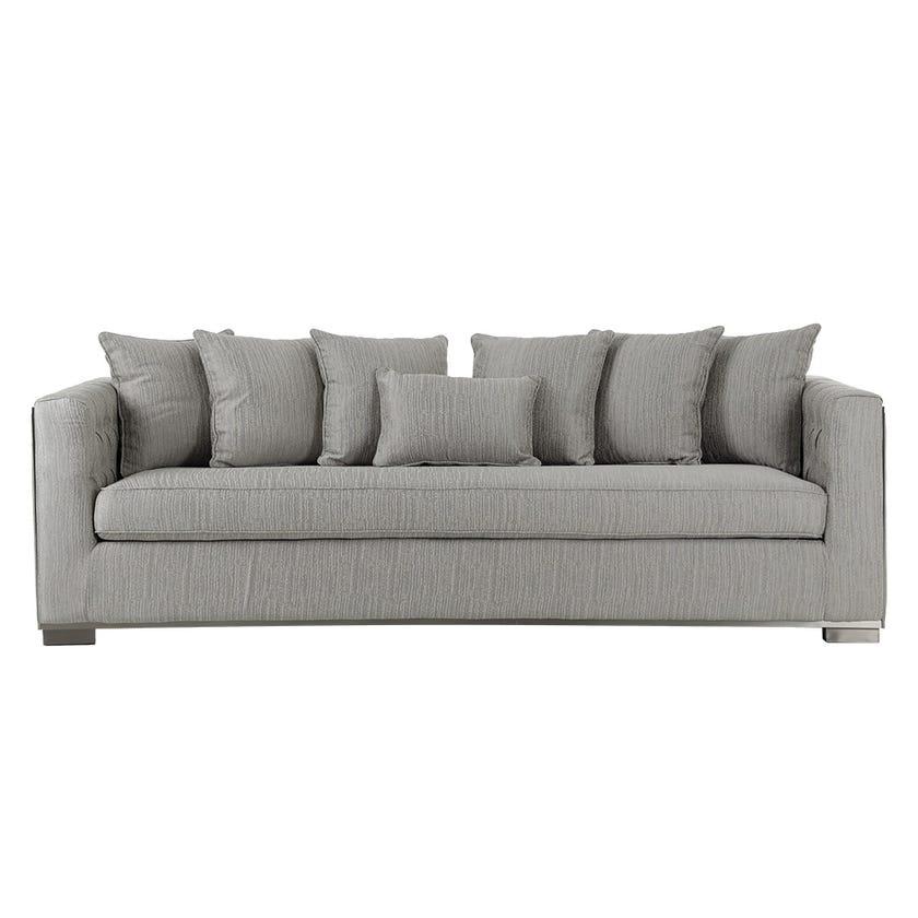 Jackson 4-Seater Sofa, Grey