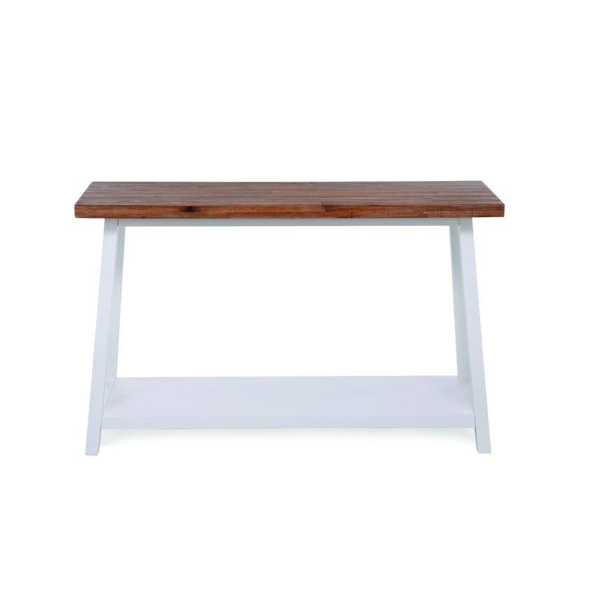 Elli Veneer Console Table - Natural