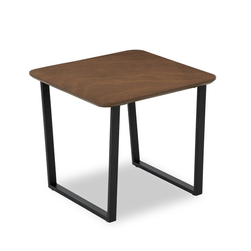 Renca Wooden End Table
