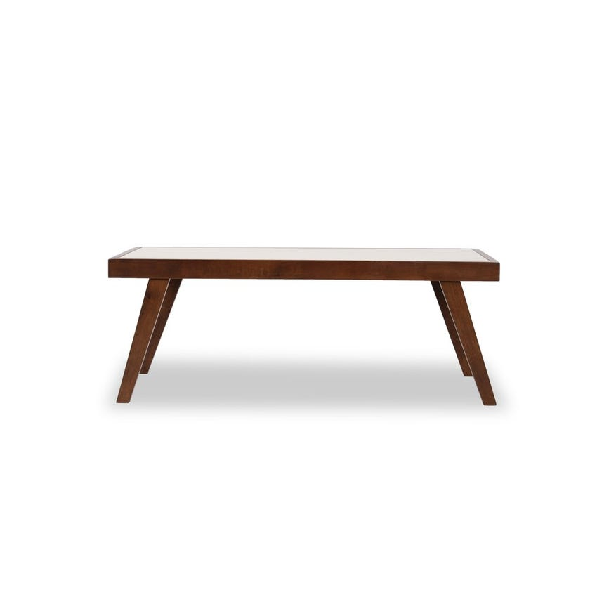 Zenith Faux Marble Coffee Table
